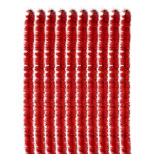 arame-encapado-em-chenille-30cm-vermelho-10unid