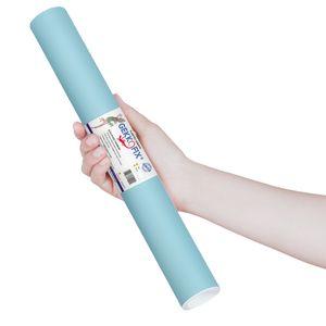 Plastico-Adesivo-Gekkofix-Aco-inox-azul-bebe-45-cmx200cm–13379BR