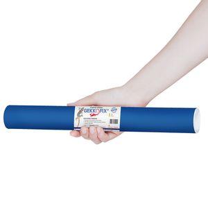 Plastico-Adesivo-Gekkofix-Azul-Royal-45-cmx2m–10054BR-1
