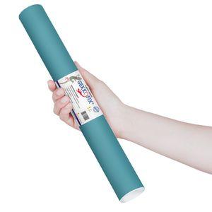 Plastico-Adesivo-Gekkofix-Azul-Tifanny-45-cmx2m–13591BR