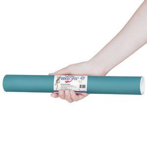 Plastico-Adesivo-Gekkofix-Azul-Tifanny-45-cmx2m–13591BR-1