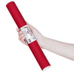 Plastico-Adesivo-Gekkofix-Vermelho-45-cmx2m–10050BR