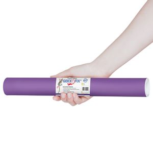 Plastico-Adesivo-Gekkofix-Violeta-45-cmx2m–13375BR-1