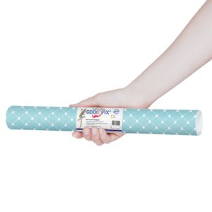 Plastico-Adesivo-Gekkofix-Gotinhas-Azul-45-cmx2m–14042BR-1