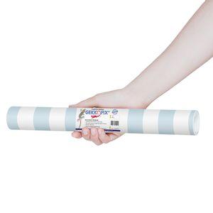 Plastico-Adesivo-Gekkofix-Listrado-azul-bebe-45-cmx150cm–13744BR-1