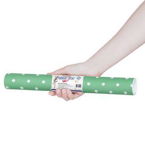 Plastico-Adesivo-Gekkofix-Poa-verde-vintage-45-cmx200cm–14034BR-1
