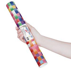 Plastico-Adesivo-Gekkofix-trama-color-45-cmx2m–12902BR