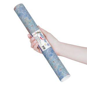 Plastico-Adesivo-Gekkofix-Tulipas-Suave-45-cmx200cm–11794BR
