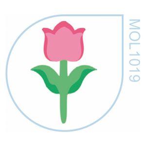 Molde-Flor-em-PVC-15x20cm-178443-MOL1019