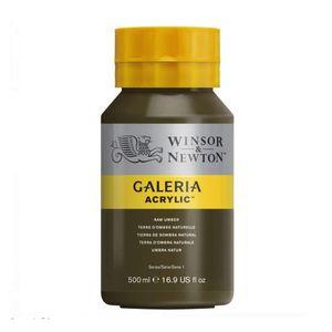 Tinta-Acrilica-Galeria-Winsor---Newton-500-ml–554-Raw-Umber