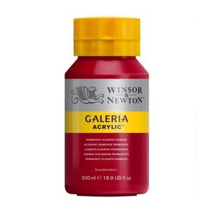 Tinta-Acrilica-Galeria-Winsor---Newton-500-ml–466-Permanent-Alizarin-Crimson