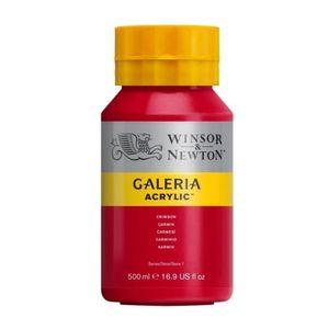 Tinta-Acrilica-Galeria-Winsor---Newton-500-ml–203-Crinson