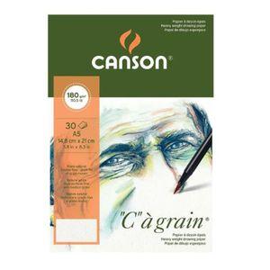 Bloco-Canson-C-a-grain-180g--A5-148x210-mm-com-30-Folhas-400060620