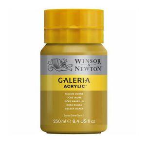 Tinta-Acrilica-Galeria-Winsor---Newton-250-ml–744-Yellow-Ochre