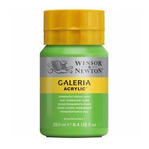 Tinta-Acrilica-Galeria-Winsor---Newton-250-ml–483-Permanent-green-light