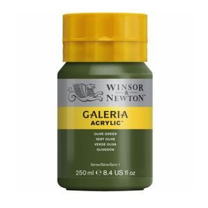 Tinta-Acrilica-Galeria-Winsor---Newton-250-ml–447-Olive-Green