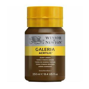 Tinta-Acrilica-Galeria-Winsor---Newton-250-ml-076-Burnt-Umber