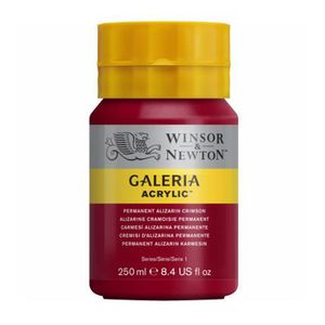 Tinta-Acrilica-Galeria-Winsor---Newton-250-ml–466-Alizarin-Crimson