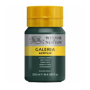 Tinta-Acrilica-Galeria-Winsor---Newton-250-ml–522-Phthalo-Green