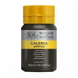 Tinta-Acrilica-Galeria-Winsor---Newton-250-ml–337-Lamp-Black
