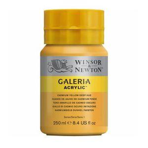 Tinta-Acrilica-Galeria-Winsor---Newton-250-ml–115-Cadmium-Yellow-Deep