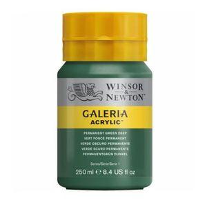 Tinta-Acrilica-Galeria-Winsor---Newton-250-ml–482-Permanent-Green-Deep