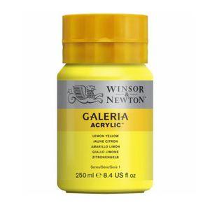 Tinta-Acrilica-Galeria-Winsor---Newton-250-ml–346-Lemon-Yellow