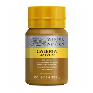 Tinta-Acrilica-Galeria-Winsor---Newton-250-ml-552-Raw-Sienna