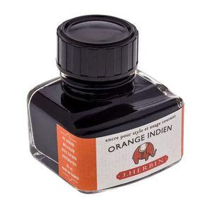 Tinta-para-Caneta-Tinteiro-Herbin-La-Perle-des-Encres-30ml-Orange-indien