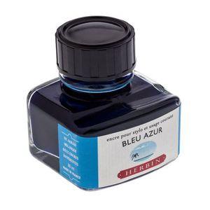 Tinta-para-Caneta-Tinteiro-Herbin-La-Perle-des-Encres-30ml-Bleu-Azur