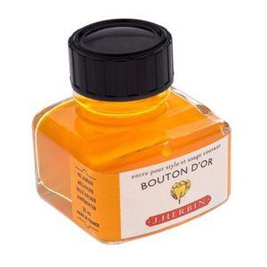 Tinta-para-Caneta-Tinteiro-Herbin-La-Perle-des-Encres-30ml-Bouton-dor