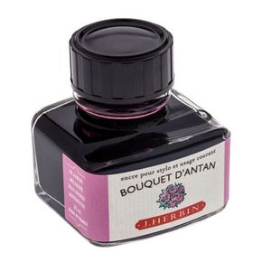 Tinta-para-Caneta-Tinteiro-Herbin-La-Perle-des-Encres-30ml-Bouquet-dantan