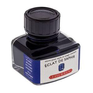 Tinta-para-Caneta-Tinteiro-Herbin-La-Perle-des-Encres-30ml-Eclat-De-Saphir