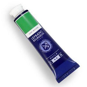 Tinta-oleo-Fine-Lefranc-Bourgeois-40ml-561-medium-green-810028-SKU178705