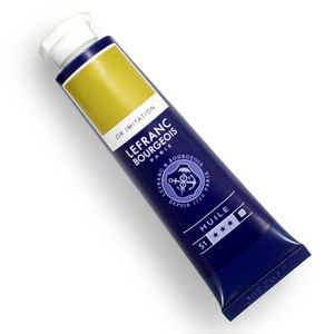 Tinta-oleo-Fine-Lefranc-Bourgeois-40ml-700-gold-hue-810047-SKU178719