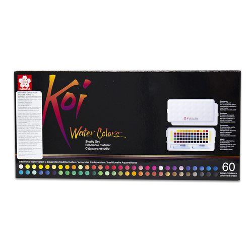 Estojo-de-Aquarela-em-Pastilha-Sakura-com-60-cores-XNCW-60N