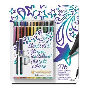 Kit-com-24unid-Fineliners-artisticas-0-3mm-bold-colors-FL2401-178883