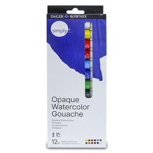 aquarela-guache-opaco-12cores-daler-rowney-126600912-178968