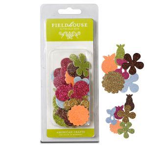 aplique-american-crafts-chipboard-glitter-flores-e-frutas-cores-variadas-24unid-178930_3