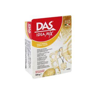 Massa-para-Modelar-DAS-Idea-Mix-Amarelo-Imperial-100g-179029