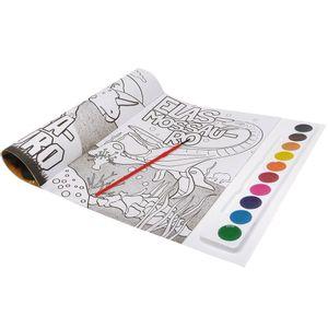 Livro-Brincando-de-Aquarela-Dinos-Todo-Livro-Ref-1157825-179435_2