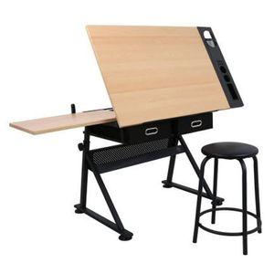 Mesa-Para-Desenho-Em-Vidro-Com-Banqueta-Sinoart-Board-SFE0193-179726