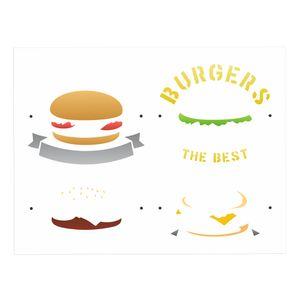 stencil_de_Acetato_para_Pintura_OPA_32x42_Culinaria_Hamburguer_I_3104