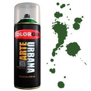 Tinta-Spray-Arte-Urbana-Colorgin-400ml-verde-toscana-910