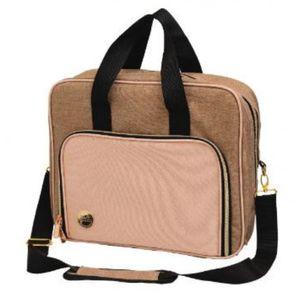 Bolsa_Organizador_Para_Scrapbook_We_R_Memory_Keepers_Sholder_Bag_Taupe_And_Pink–663152
