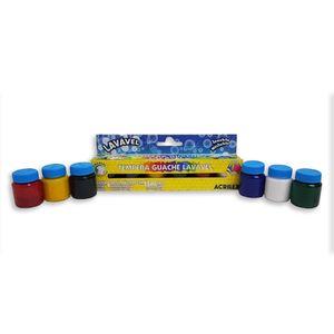 tempera-guache-02006-6-cores-lavavel