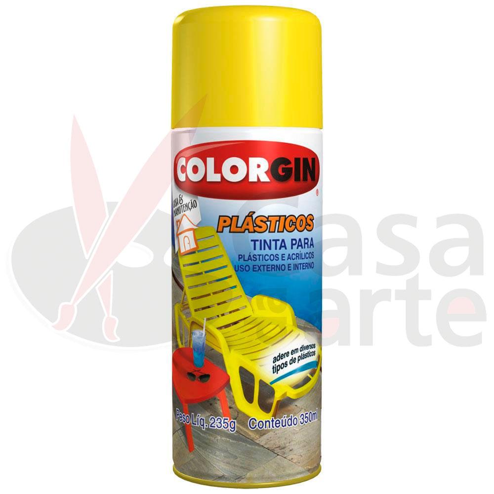 Colorgin - Pintura en spray para plastico ...